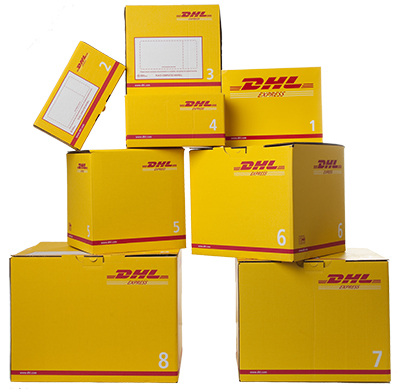 DHL Packing